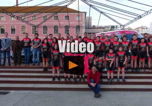 Apresentação GDM – Escola Ciclismo Alexandre Ruas