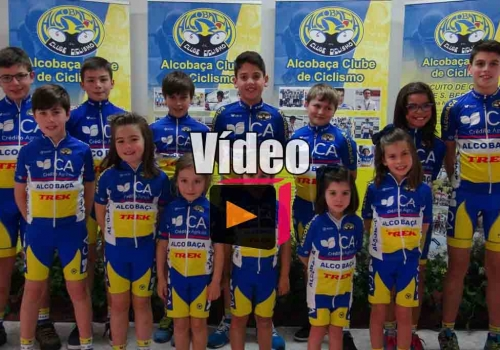 Apresentação Alcobaça Clube Ciclismo 2017