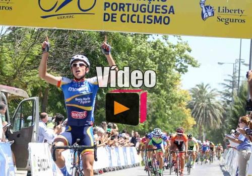 1ª Etapa Volta a Portugal de Juniores