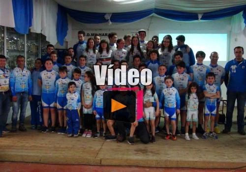 Apresentação ACD Milharado – Escola Ciclismo Manuel Martins